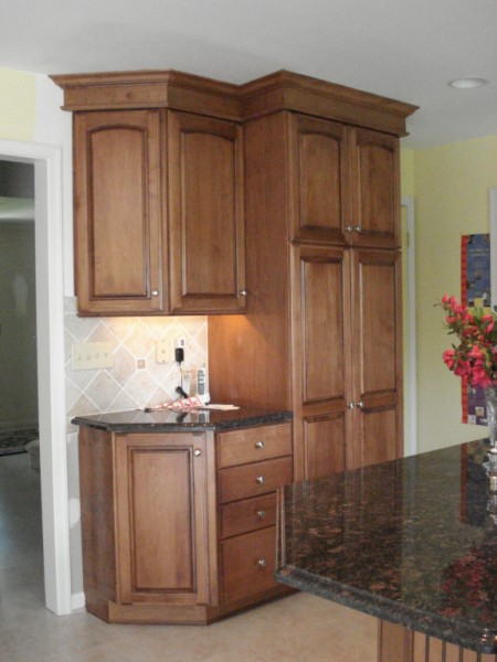 Angled kitchen cabinets index tinarobinsondesign angled for Kitchen cabinets 45 degree angle