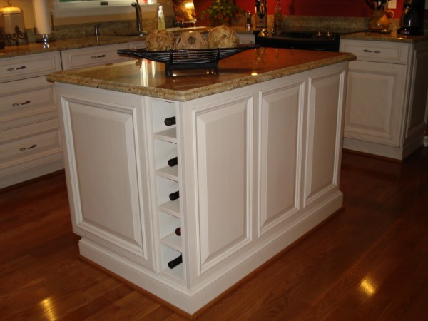 Kitchen Island Side Panels Home Design Inspiration